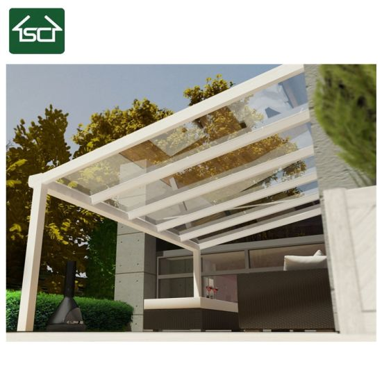 China Patio Roof And Terrace Cover With Aluminium Frame And Polycarbonate Panel China Patio Roof Aluminium Patio Roof