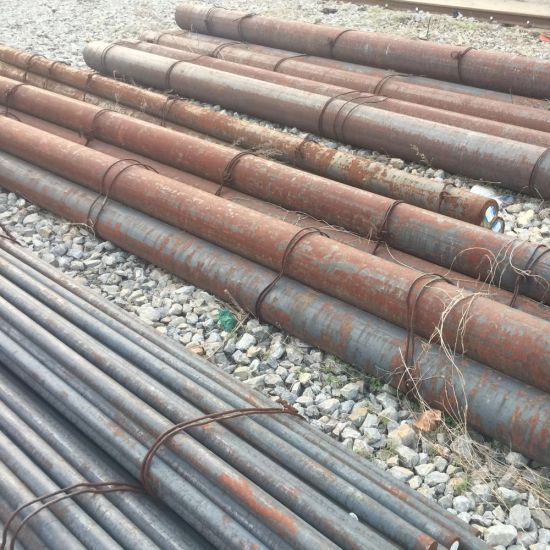 Stock Steel Round Bar of SAE1045 of 16mm to 300mm