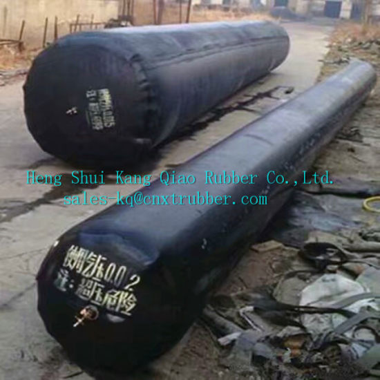 Inflatable Rubber Airbag/Rubber Mandrel for Culvert Formwork