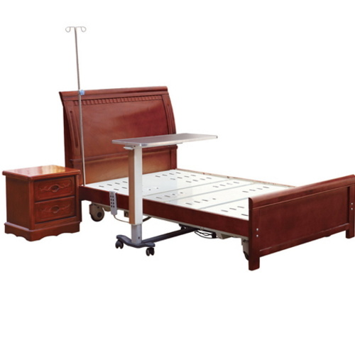 BS - T833 Medical Furniture Electric Nursing Home Bed with Three Functions