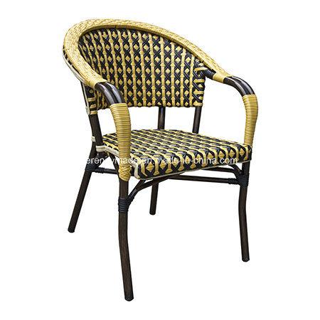 Magnificent Outdoor Furniture Paris Rattan Bistro Chair For Cafe Restaurant Ibusinesslaw Wood Chair Design Ideas Ibusinesslaworg