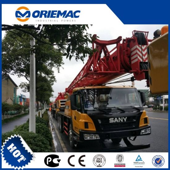 New Sany Truck Crane 25ton Stc250c Stc250h Stc250s Mobile Crane Truck pictures & photos