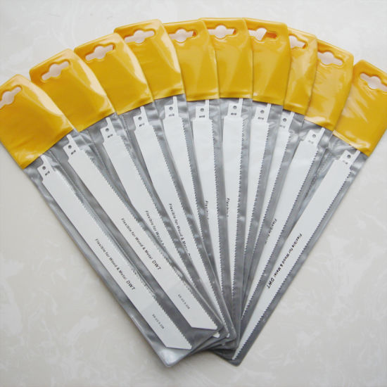 Metal Cutting Reciprocating Saw Blades pictures & photos