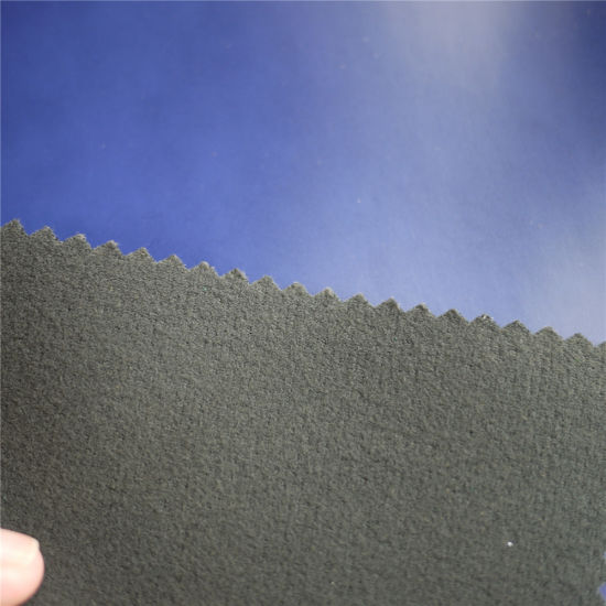 Embossing 1.2mm ~ 2.0mm Microfiber PU Leather for Furniture, Sofa, Car Seat, Decorative