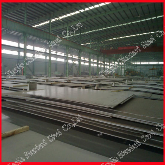 8mm Suh 409 409L Stainless Steel Plate pictures & photos