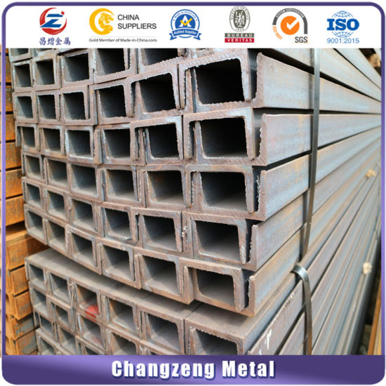 Zinc Coated Channel Steel for Construction (CZ-C68)