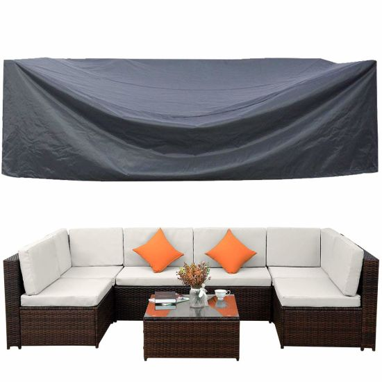 China Outdoor Patio Furniture Covers