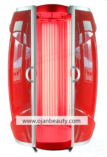 Vertical Collarium Red Light Therapy Bed/ Collagen Bed Beauty Equipment