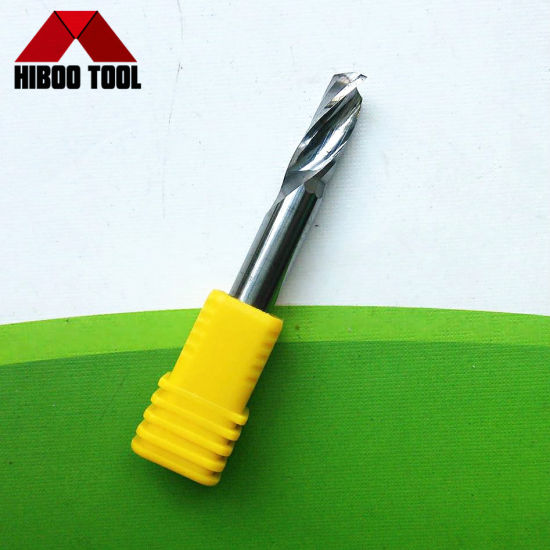 Changzhou Hiboo Carbide Single Flute End Mills for Woodworking