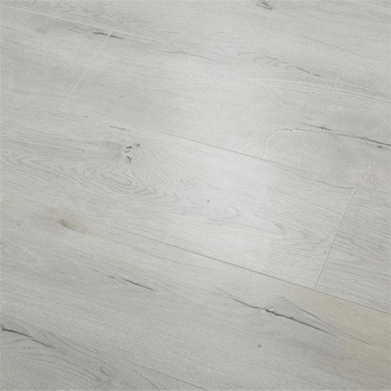 China Laminate Flooring, White Waterproof Laminate Flooring