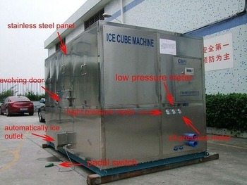 5-Ton/24 Hr. Ice Maker Ice Factory Machine pictures & photos