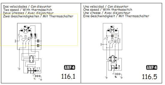 windshield truck wiper motor, can replace doga 116 1486 2b