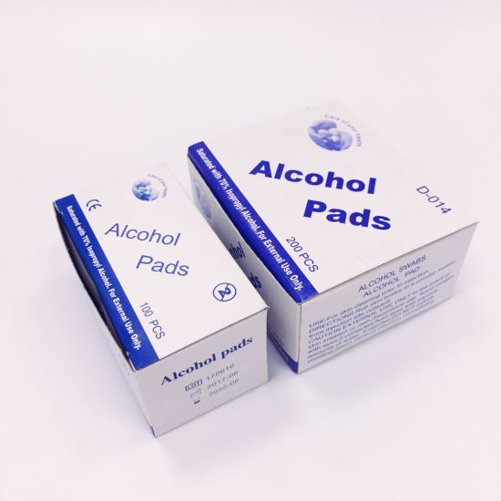 The Isopropyl Alcohol 70 Prep Pads {Forum Aden}