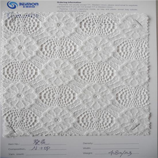 China Cheap Embroidery Lace Fabric Dubai Bridal French Lace Fabric