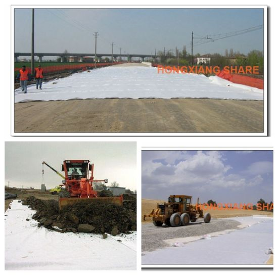CE Approved Geotextile High Tensile Strength pictures & photos
