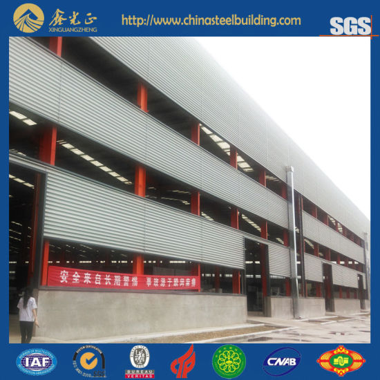 Steel Structure Warehouse for Logistics
