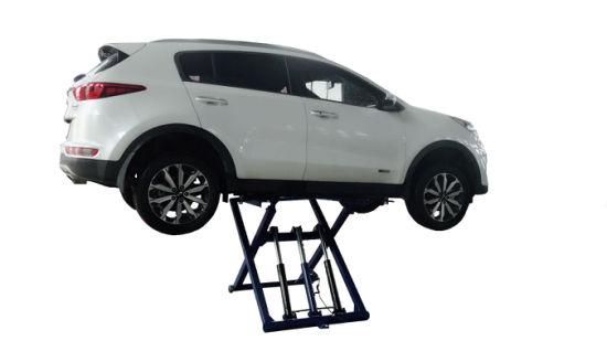 1 Years Warranty 2.8t 2.2kw 220V/380V Car Lift