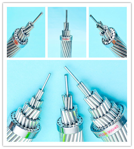 Overhead All Aluminium Alloy Conductor (AAAC) Aluminum Conductor pictures & photos