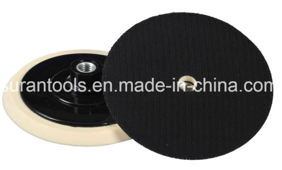 High Quality Velcro Backing Pad pictures & photos