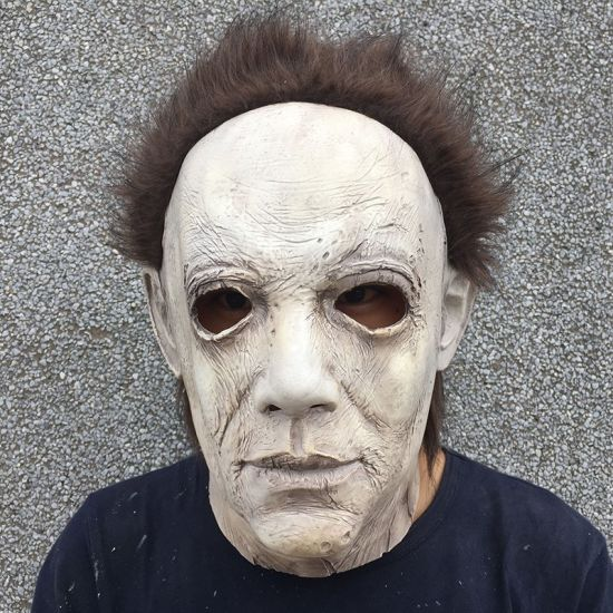 Halloween 2018 Michael Myers Face.China 2018 Hot Movie Halloween Horror Michael Myers Mask Cosplay