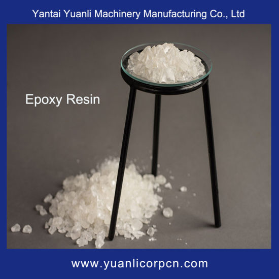 Excellent Leveling Raw Material Epoxy Resin in Chemicals pictures & photos