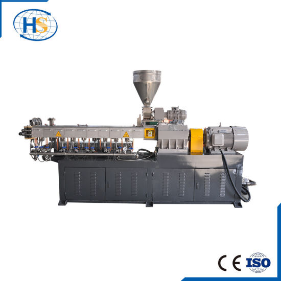 China Twin Screw Plastic Extruder Manufacturer for Pet Recycling pictures & photos