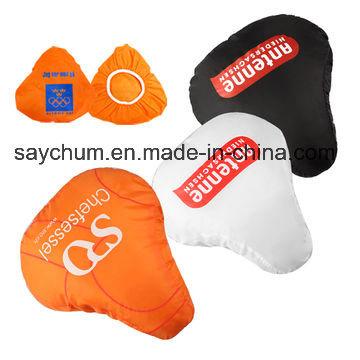 High Quality Customized Waterproof Saddle Rain Designer Promotional Bike Seat Cover