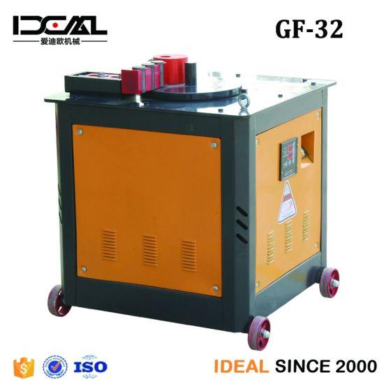 China 6-32mm Rebar Bender Steel Bar Factory Direct Sale
