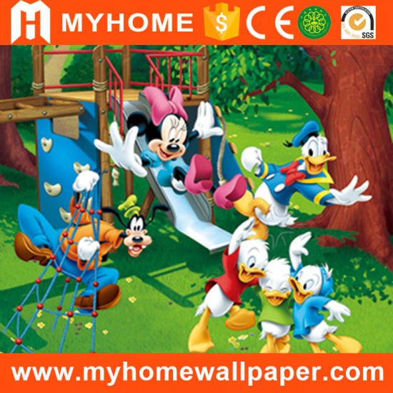 Photo Wall Murals Decorative Wallpaper for Kids Room