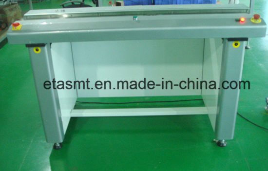 PCB Inspection Conveyor in Good Quality pictures & photos