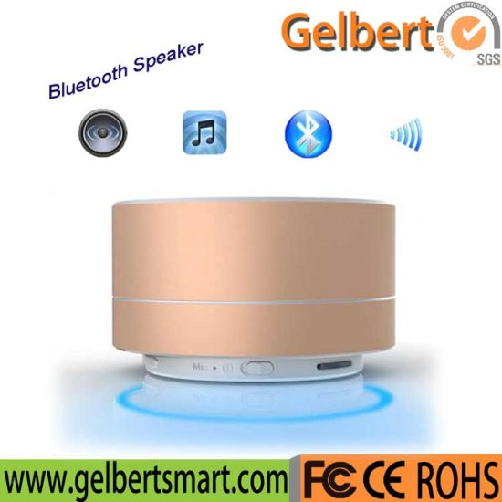 High Quality Wireless Mini Portable Speaker Box pictures & photos