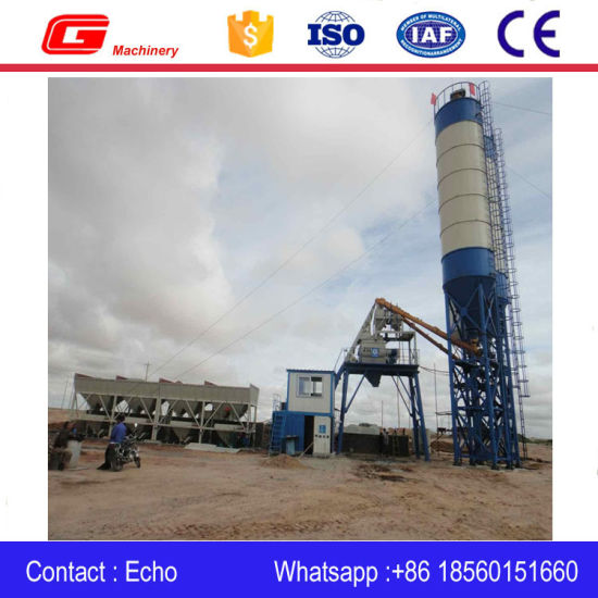 40cbm Small Ready Mix Plant Concrete for Sale pictures & photos