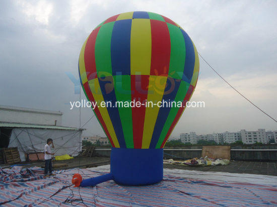 Gaint Customized Advertising Inflatable Air Balloon for Promotion pictures & photos