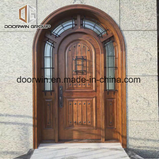 China French Style Simple Doors Wood Entry Door For Home China