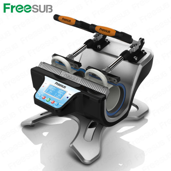 Freesub New Automaric Mini Pneumatic Mug Heat Press Machine (ST-110)