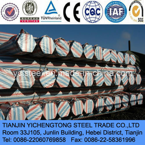 Woven Bag Package Galvanized Tube and Pipe-Ready Goods pictures & photos