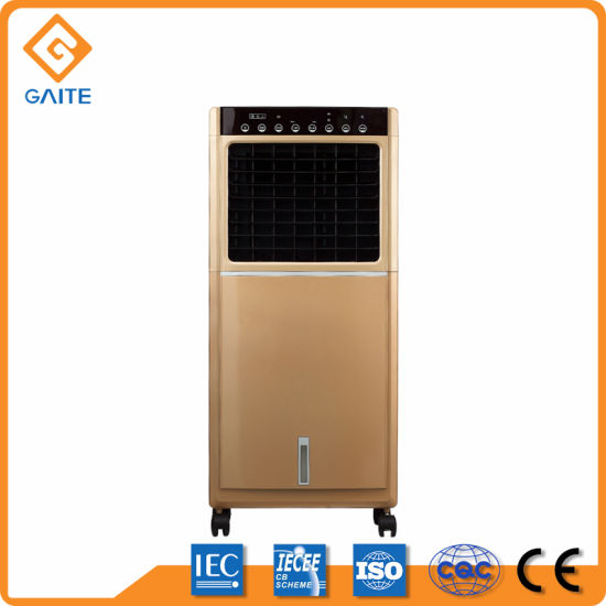 Household Appliance Portable Water Cooling Fan with Heater pictures & photos