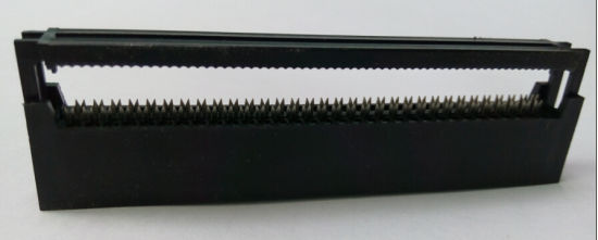 Card Edge Connector, Ce64p, for Flat Cable with Locating Latchis Avaiable
