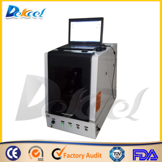 Portable Fiber Laser Marking Machine with Cover pictures & photos