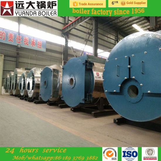 5ton/ Hour Capacity 150psi Dissel Oil Fired Steam Boiler Hot Water Boiler pictures & photos