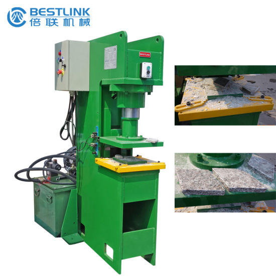 Mutifuctional Hydraulic Stone Leftover Recycling Stamping Machine pictures & photos