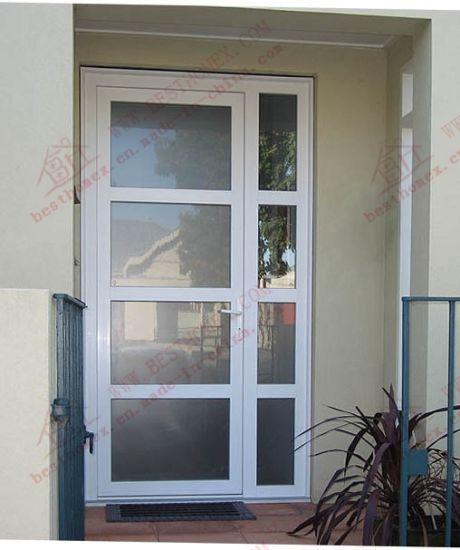 German Veka Plastic Entry Door (BHP-CD47) & China German Veka Plastic Entry Door (BHP-CD47) - China PVC Entrance ...