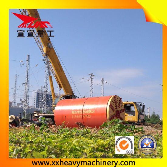 China 2200mm Blance Pipe Jacking Equipment Price - China Pipe