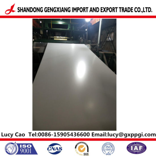 Pre-Painted Aluzinc Galvalume Steel Coil PPGL Steel Coil From Factory