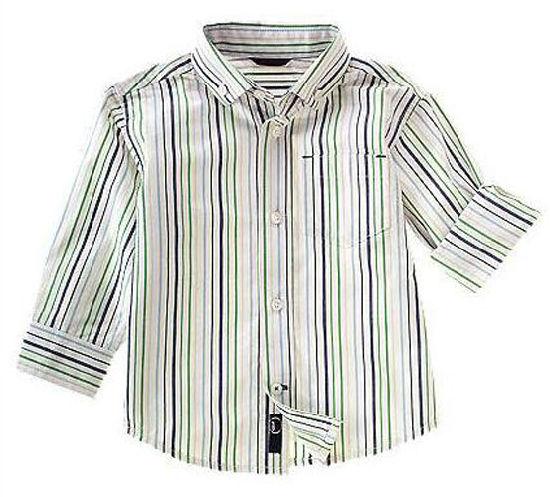 Latest Fashion Design Chirldren's Shirt-B001