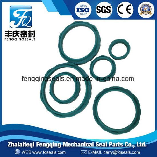Rubber Seal Ring PP Shaft Pneumatic Seal
