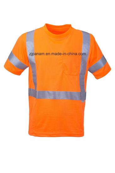 Reflevtive T Shirt Short Sleeve