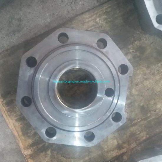 Customized Precision Aluminum Alloy Forgings/CNC Machined Part