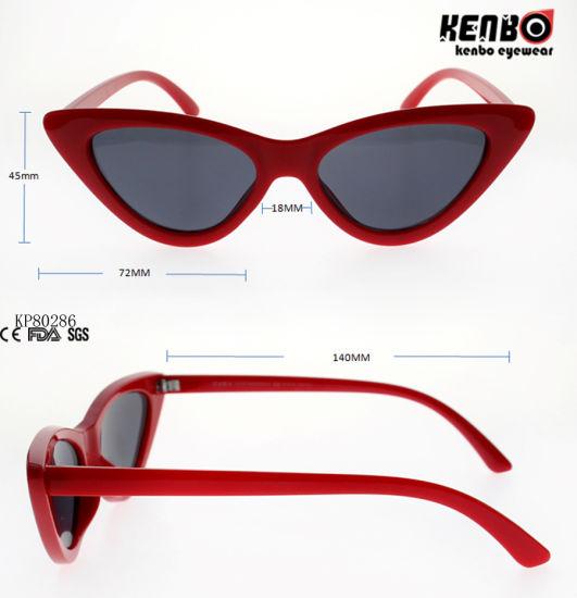 b313122f1a China Fashion Cateye Plastic Sunglasses Kp80286 - China Sunglasses ...