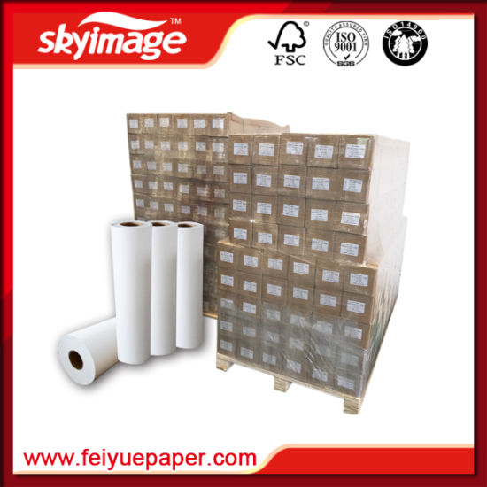 Industrial Ultra-Light 45GSM Sublimation Paper Wholesale All Size